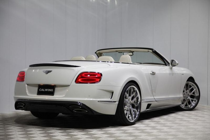 Mansory Bentley Continental GTC Tuning 22 Zoll 4 Mansory Bentley Continental GTC von Calwing aus Japan