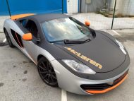 McLaren MP4 12c Wrap Folierung Tuning 4 190x143 McLaren MP4 12c   auffällige Folierung by BB Folien Bele Boštjan