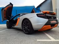 McLaren MP4 12c Wrap Folierung Tuning 6 190x143 McLaren MP4 12c   auffällige Folierung by BB Folien Bele Boštjan