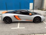 McLaren MP4 12c Wrap Folierung Tuning 9 190x143 McLaren MP4 12c   auffällige Folierung by BB Folien Bele Boštjan