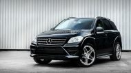 Mercedes Benz ML W166 Widebody Kahn Design 2016 1 190x107 Mercedes Benz ML W166 Widebody vom Tuner Kahn Design