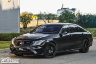 Mercedes Benz S63 AMG W222 21 Zoll HRE P107 5 190x127 Fotostory: Mercedes Benz S63 AMG auf 21 Zoll HRE P107 Alu's