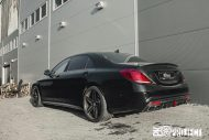 Mercedes Benz S63 AMG W222 21 Zoll HRE P107 8 190x127 Fotostory: Mercedes Benz S63 AMG auf 21 Zoll HRE P107 Alu's