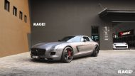 Mercedes Benz SLS AMG ADV.1 Wheels Tuning 4 190x107 Mercedes Benz SLS AMG auf ADV.1 Wheels by RACE! South Africa