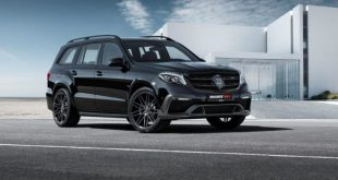 Mercedes GLS Brabus 850 XL Tuning X166 1 1 e1475054223172 310x165 410PS & 570NM im kleinen Mercedes GLE43 AMG by Brabus
