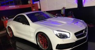 Mercedes SL R230 Widebody R231 Tuning FL Exclusiv Carstyling 2 1 e1473405003707 310x165 Widebody Mercedes S600 V12 Biturbo by FL Exclusiv Carstyling