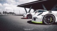 Neidfaktor Porsche GT3 RS 991 Tuning 5 190x105 Neidfaktor 2x Porsche GT3 RS (991)   The Matching Couple Project
