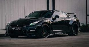 PD750 Widebody Kit PD3 Alu's Nissan GT R Tuning 16 1 e1473248827852 310x165 Video & Foto: PD750 Widebody Kit & PD3 Alu's am Nissan GT R
