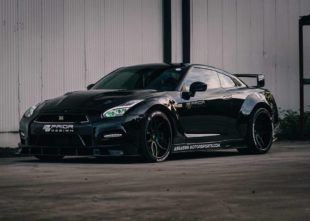 PD750 Widebody-Kit  PD3 Alu's Nissan GT-R Tuning (16)