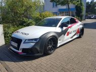 PDR700 Widebody Audi A7 S7 Tuning 2016 MD 1 190x143 Fotostory: PDR700 Widebody Audi A7 von M&D