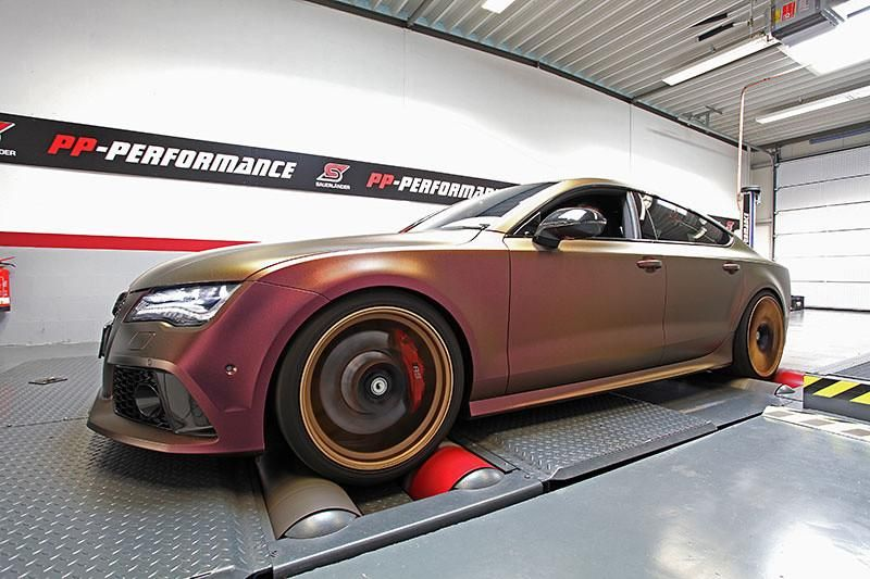 PP Performance Audi A7 RS7 Sportback Tuning 10 Mehr geht bekanntlich immer   Tuning by PP Performance
