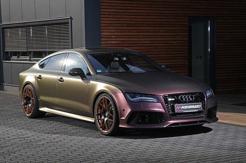 PP Performance Audi A7 RS7 Sportback Tuning (7)