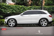 PREMIER EDITION CS 5 Tuning Mercedes GLC 3 190x126 Bullig   PREMIER EDITION CS 5 Alu's am neuen Mercedes GLC
