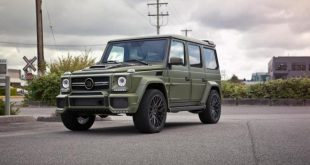 PUR RS25 Tuning Brabus G63 AMG Widestar Mercedes 1 1 e1475234005907 310x165 Extremes Monster   PUR RS25 Alu's am Brabus G63 AMG Widestar