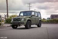 PUR RS25 Tuning Brabus G63 AMG Widestar Mercedes 1 190x127 Extremes Monster   PUR RS25 Alu's am Brabus G63 AMG Widestar