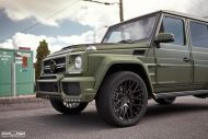 PUR RS25 Tuning Brabus G63 AMG Widestar Mercedes 5 190x127 Extremes Monster   PUR RS25 Alu's am Brabus G63 AMG Widestar