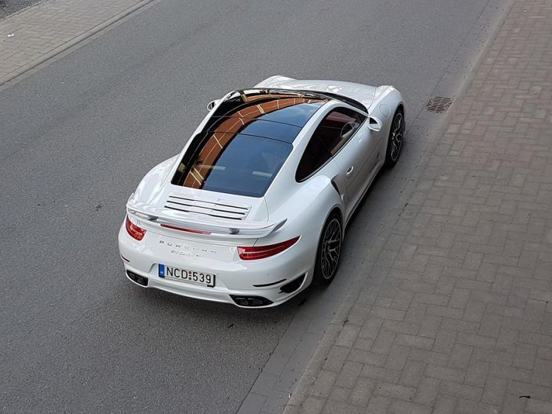 Porsche 991 911 Turbo Edo Competition Tuning (10)