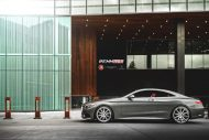 RENNtech Mercedes S550 Coupe C217 Tuning 10 190x127 548PS/954NM & 21 Zöller am RENNtech Mercedes S550 Coupe