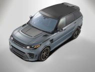 Range Rover Supersport SVR Tuning Overfinch 2016 16 190x143 Full House   Komplettprogramm am Range Rover Sport SVR von Overfinch