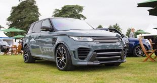 Range Rover Supersport SVR Tuning Overfinch 2016 5 1 e1472903701614 310x165 Overfinch Soft Top Land Rover Defender D90 mit V8!
