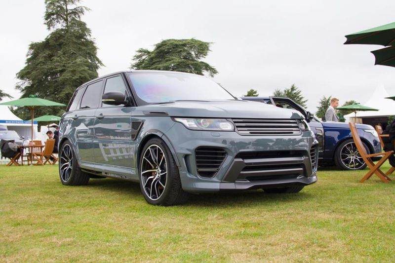 Range Rover Supersport SVR Tuning Overfinch 2016 (5)