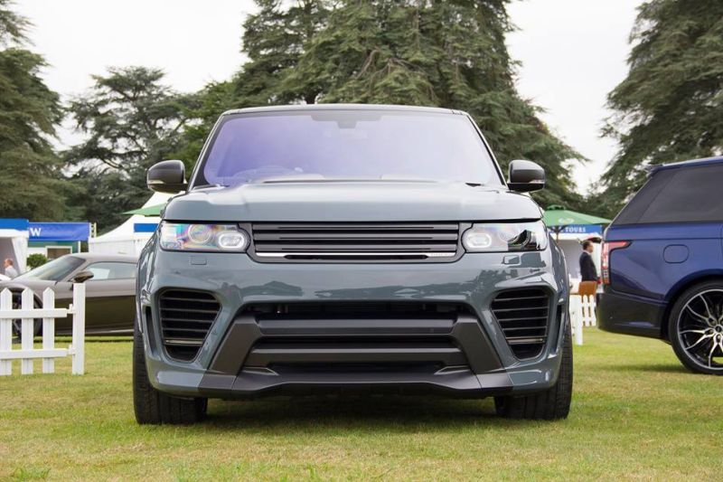 Range Rover Supersport SVR Tuning Overfinch 2016 (9)
