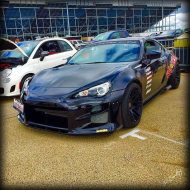 Rocket Bunny Subaru BRZ Widebody Tuning 6 190x190 Mega fett   Rocket Bunny Subaru BRZ Widebody by ModBargains