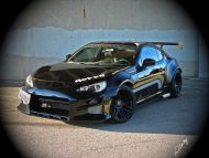 Rocket Bunny Subaru BRZ Widebody Tuning 7 190x143 Mega fett   Rocket Bunny Subaru BRZ Widebody by ModBargains