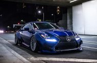Rocket Bunny Widebody Kit Lexus RC F Zito Wheels Tuning 1 190x124 Rocket Bunny Widebody Kit am Lexus RC F auf Zito Wheels