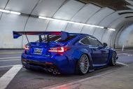 Rocket Bunny Widebody Kit Lexus RC F Zito Wheels Tuning 10 190x127 Rocket Bunny Widebody Kit am Lexus RC F auf Zito Wheels