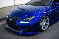 Rocket Bunny Widebody Kit Lexus RC F Zito Wheels Tuning 13 190x127 Rocket Bunny Widebody Kit am Lexus RC F auf Zito Wheels