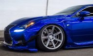 Rocket Bunny Widebody Kit Lexus RC F Zito Wheels Tuning 15 190x115 Rocket Bunny Widebody Kit am Lexus RC F auf Zito Wheels