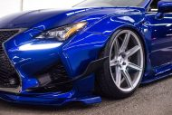 Rocket Bunny Widebody Kit Lexus RC F Zito Wheels Tuning 6 190x127 Rocket Bunny Widebody Kit am Lexus RC F auf Zito Wheels