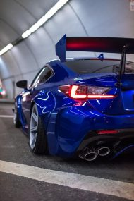 Rocket Bunny Widebody Kit Lexus RC F Zito Wheels Tuning 9 190x285 Rocket Bunny Widebody Kit am Lexus RC F auf Zito Wheels