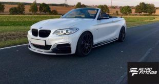 Schnitzer BMW M240i Chiptuning 1 1 e1474962103297 M2 Competition Optik & 430 PS! FF Retrofittings BMW M2 Coupe