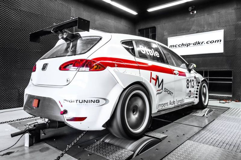 Seat Leon Supercopa chiptuning 1 Seat Leon Supercopa mit 380PS by Mcchip DKR SoftwarePerformance