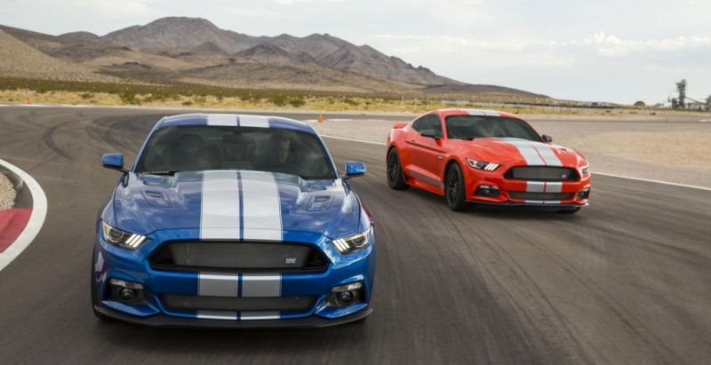 Shelby 2017 Tuning Ford Mustang Shelby GTE (1)