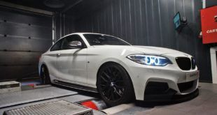 Shiftech BMW M235i F22 Chiprtuning 1 1 310x165 205PS & 477NM im Jaguar XE 2.0d von Shiftech Engineering