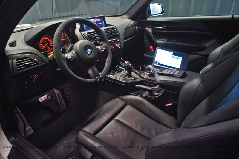 Shiftech BMW M235i F22 Chiprtuning 6 1 Deutlich mehr Power   Shiftech BMW M235i mit 401PS & 604NM