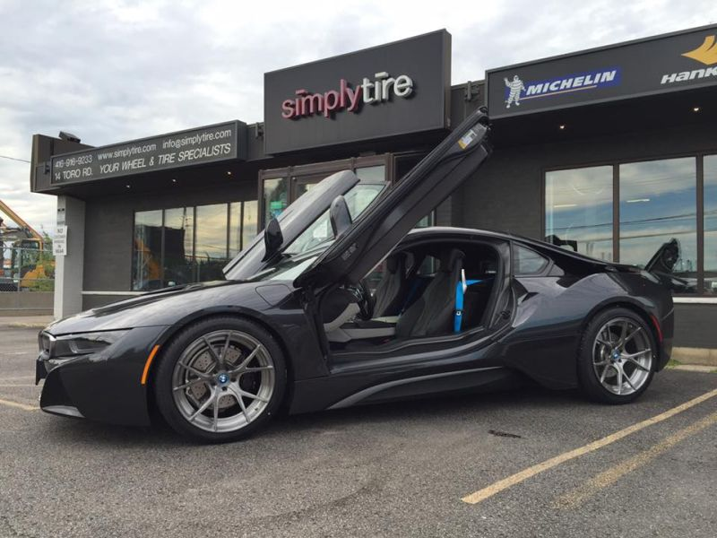 Signature S3 2 PCS Felgen tuning BMW i8 1 Signature S3 2 PCS Felgen in 20 Zoll am SimplyTire BMW i8