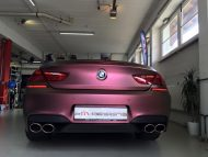 Sparkling Berry matt BMW M6 F13 Cabrio Folierung Tuning 2M Designs 7 190x143 Sparkling Berry matt am BMW M6 F13 Cabrio von 2M Designs