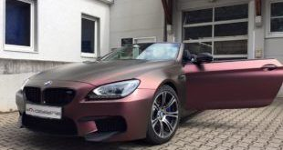 Sparkling Berry matt BMW M6 F13 Cabrio Folierung Tuning 2M Designs 9 1 e1473053207350 310x165 Sparkling Berry matt am BMW M6 F13 Cabrio von 2M Designs