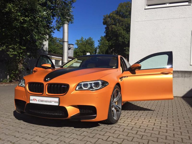 sunrise-orange-bmw-m5-f10-folierung-1