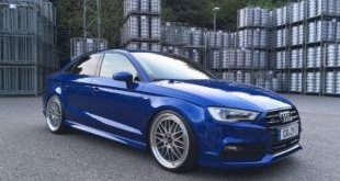 TVW Audi A3 8V Limousine 20 Zoll BBS LM Tuning 1 1 e1473247715357 310x165 Fotostory: TVW Audi A3 8V Limousine auf 20 Zoll BBS LM Alu's