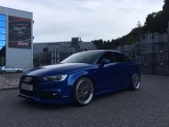 TVW Audi A3 8V Limousine 20 Zoll BBS LM Tuning 2 190x143 Fotostory: TVW Audi A3 8V Limousine auf 20 Zoll BBS LM Alu's
