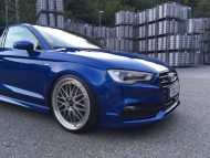 TVW Audi A3 8V Limousine 20 Zoll BBS LM Tuning 3 190x143 Fotostory: TVW Audi A3 8V Limousine auf 20 Zoll BBS LM Alu's