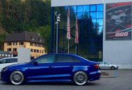 TVW Audi A3 8V Limousine 20 Zoll BBS LM Tuning 4 190x130 Fotostory: TVW Audi A3 8V Limousine auf 20 Zoll BBS LM Alu's