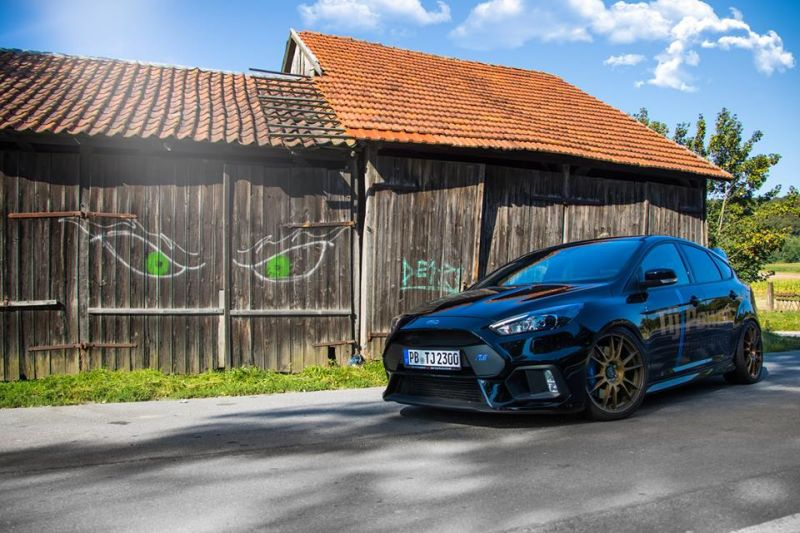 Tij Power chiptuning 2016 MK3 Ford Focus RS 2 400PS & 550NM  Tij Power veredelt den Ford Focus RS