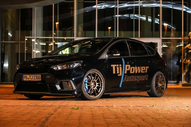tij power chiptuning 2016 mk3 ford focus rs 8 tuningblog. Black Bedroom Furniture Sets. Home Design Ideas