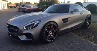 Tuning Folierung Mercedes AMG GT S Edition One 1 1 310x165 745PS im Mercedes Benz AMG GT von Dime Racing